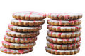 Two Towers Tasty Cake Royalty Free Stock Images - 7422829