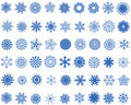 Snowflakes Royalty Free Stock Images - 7428989