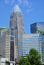 Bank Of America Corporate Center Building Royalty Free Stock Photos - 74206248