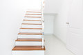 Stair Wood Royalty Free Stock Image - 74246726