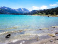 June Lake California Stock Images - 74272814