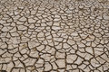 Crack Soil On Dry Season, Global Warming / Cracked Dried Mud / D Royalty Free Stock Photography - 74290617