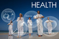 Health Wellbeing Wellness Vitality Healthcare Concept Royalty Free Stock Image - 74313146