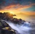 Seascape Royalty Free Stock Image - 74360596