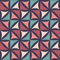 Vector Modern Seamless Colorful Geometry Floral Pattern, Color Abstract Geometric Background Royalty Free Stock Photos - 74366628