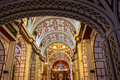 Interior Of Monastery Of San Francisco In Lima, Peru Stock Photography - 74391282