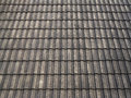 Concrete Roof Tile Royalty Free Stock Image - 74484076