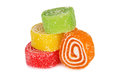 Colorful Fruit Jelly Candy Stock Image - 74506641