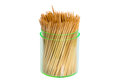 Toothpicks In Box. Royalty Free Stock Images - 74534759