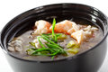 Crab And Egg Soup Royalty Free Stock Photography - 74592147