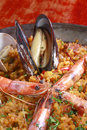 Paella Royalty Free Stock Images - 7467879