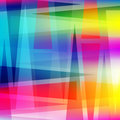 Beautiful Abstract Geometric Colorful Background Vector Illustration Royalty Free Stock Photo - 74630615