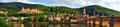 Panorama Of Heidelberg, Germany Royalty Free Stock Images - 74652429