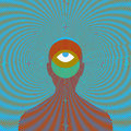 Psychedelic Magic Man With Eye. Royalty Free Stock Image - 74657746