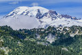 Mount Rainer Stock Photo - 74667050