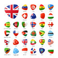 National Flags Stock Photography - 74691612