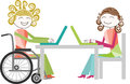 Disability And Work Stock Photos - 74729623