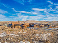 Bodie Ghost Town California State Park . Stock Image - 74750281