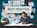 Best Practice Execution Growth Concept Royalty Free Stock Photo - 74791885
