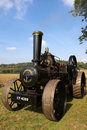Steam Traction Engine Royalty Free Stock Photos - 7481558
