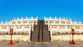 Circular Mound Altar At The Temple Of Heaven In Beijing Stock Photo - 74814740