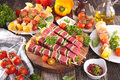 Barbecue Meal Stock Image - 74857441