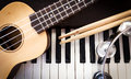 Music Instruments. Royalty Free Stock Photo - 74874595
