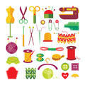 Handmade Colorful Icons Set Royalty Free Stock Images - 74877429