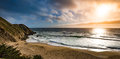 Gray Whale Cove Beach California Royalty Free Stock Images - 74890649