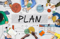 Plan Planning Business Sttrategy Data Analysis Concept Royalty Free Stock Photo - 74925925