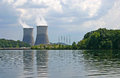 Sequoyah Nuclear Plant Royalty Free Stock Photos - 74934918