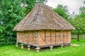Reconstructed Medieval Building Stock Photography - 74949072