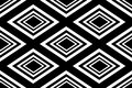 Seamless Polygonal Monochrome Diamond Pattern. Geometric Abstract Background. Suitable For Textile, Fabric, Packaging And Web Desi Stock Images - 74962034