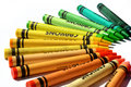 Colorful Crayons Stock Image - 755181