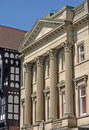 Old Bank In Chester Royalty Free Stock Photos - 755488