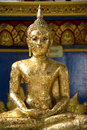 Golden Buddha Statue Royalty Free Stock Images - 7506679