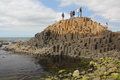 Giant S Causeway Royalty Free Stock Image - 75011666