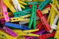 Clothes-pegs Royalty Free Stock Photo - 7519155