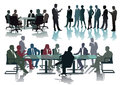 Business Professionals In Conference Or Meeting Stock Photography - 75144862