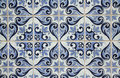Traditional Portuguese Azulejos Royalty Free Stock Images - 7522649