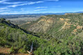 The View From Lookout Point At Mesa Verde Royalty Free Stock Photography - 75258537