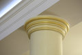 Architectural Detail Of Classic Column Royalty Free Stock Image - 75282896