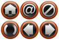 Web Button Set Royalty Free Stock Image - 7537176