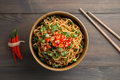 Instant Noodles Stock Photography - 75301712