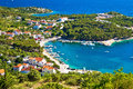 Aerial View Of Adriatic Coast Stock Images - 75311144