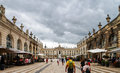 Editorial,31st July 2016: Nancy, France: Touristic Center Of The Royalty Free Stock Image - 75357066