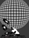 Dj And Disco Ball Stock Images - 7554594