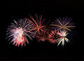 Fireworks Display Stock Photo - 75557380