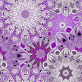 Seamless Pattern Made Of Oriental Mandalas  Stock Image - 75585971