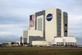 Kennedy Space Center Vehicle Assembly Building Stock Photography - 75602052
